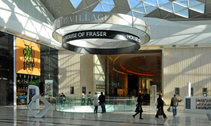 House of Fraser Westfield