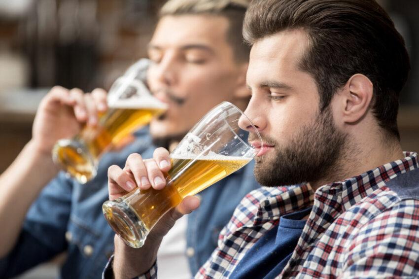 President Trump threatens import levies on British beer