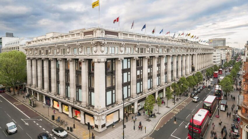 Selfridges wants to offer shoppers a 'joyful experience' as stores reopen