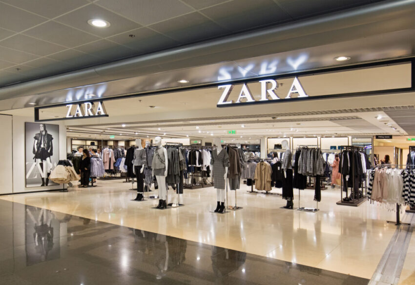 Zara to shut up to 1,200 stores after suffering first loss