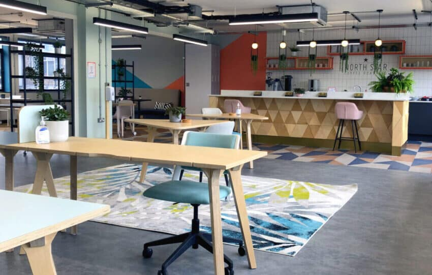 Yorksire flexible workplaces