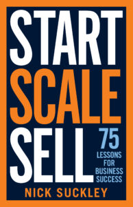 Start Scale Sell cover high res