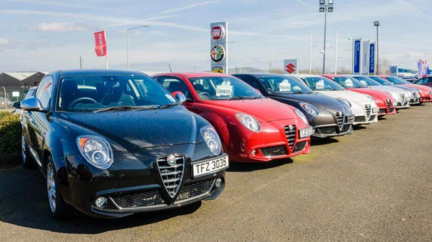 Car sales