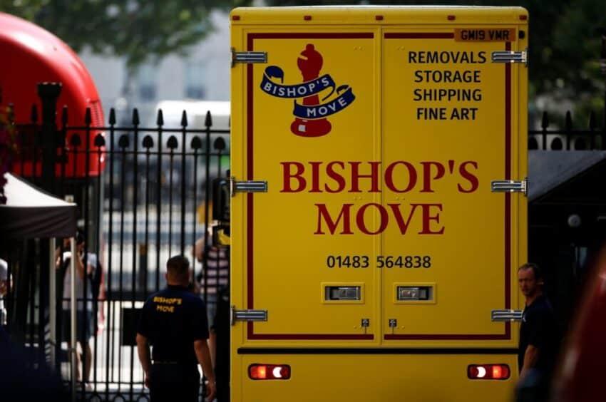 Bishops Move
