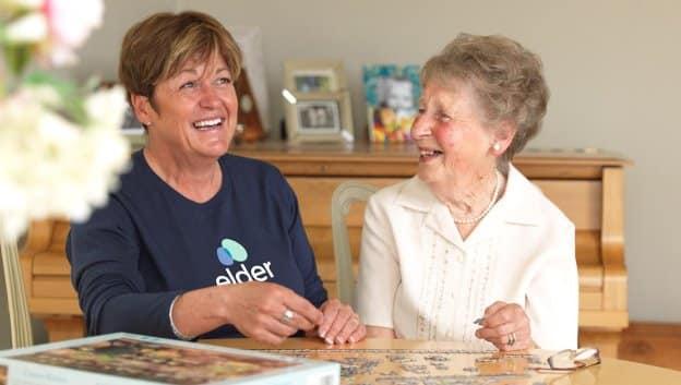 Elder care home