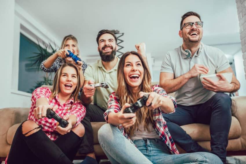 women gamers