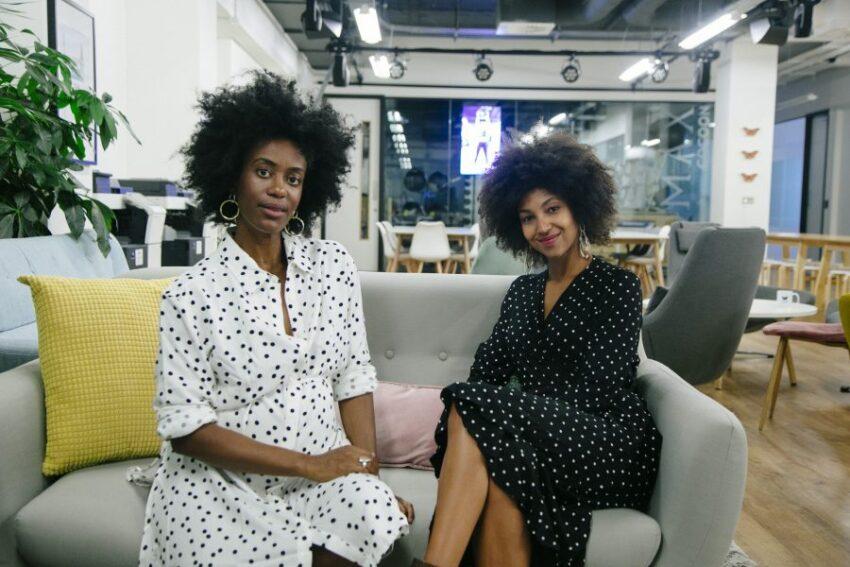 Abi Oyepitan, co-founder of Liha Beauty