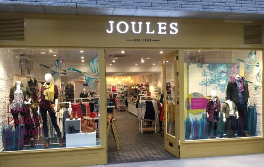 Joules shows signs of recovery from COVID-19 as online sales remain buoyant