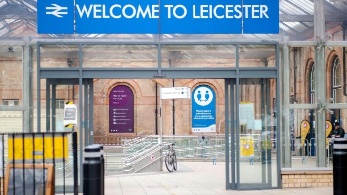 Leicester Station
