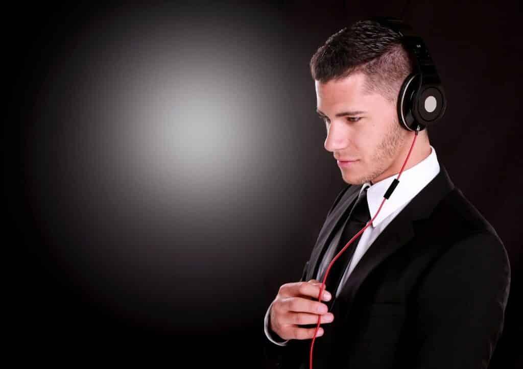 man audiobook