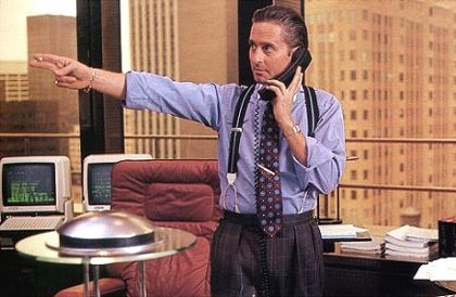 Business investors – Are you a Gekko or an Allen?