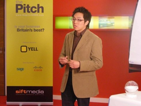 The Pitch 2010: Your chance to win £50,000 of business support