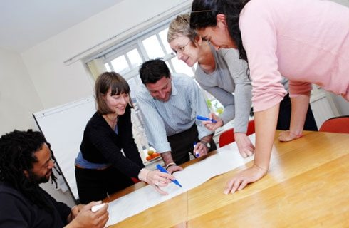 Why team building doesn't work in a recession