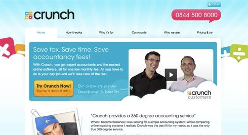 Crunch.co.uk secures impressive second round of funding