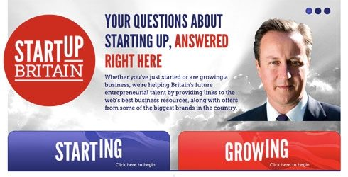 Start Up Britain launch receives disappointingly lukewarm reception