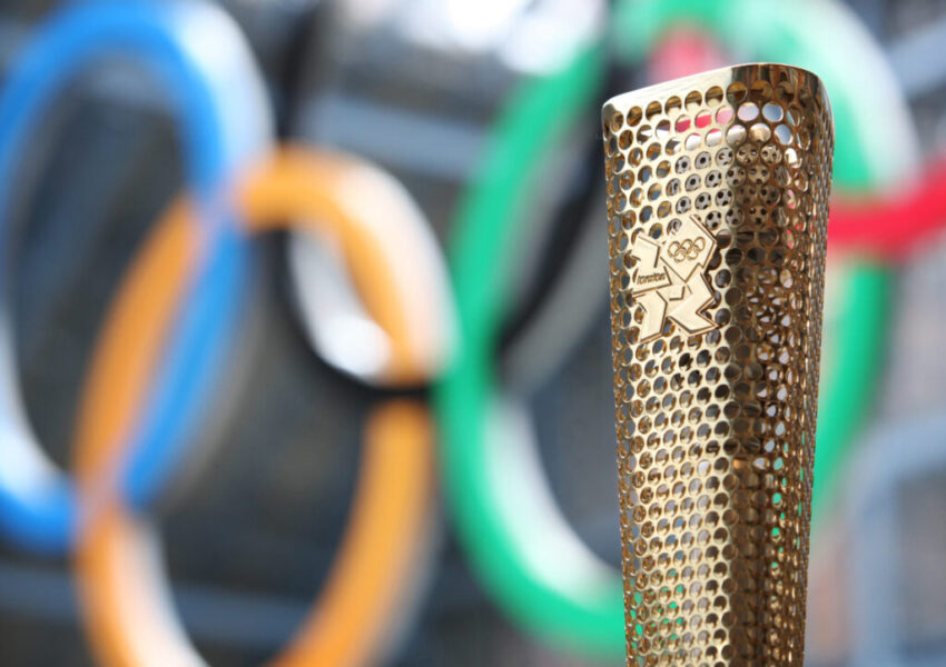 Don't find yourselves sued over the London Olympics