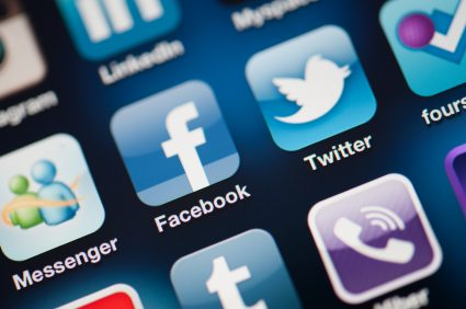 UK businesses shying away from social media