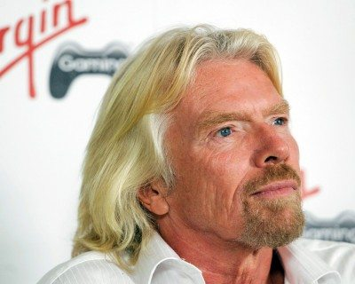 Richard Branson opens family home in nationwide business search