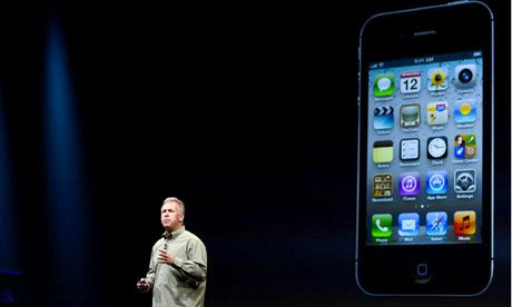 iPhone 5: Apple unveils its faster, thinner 4G handset