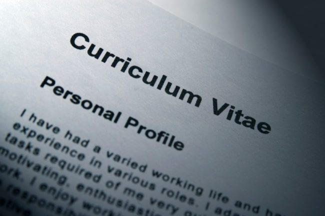 These are the areas that are putting recruiters off of candidates' CVs