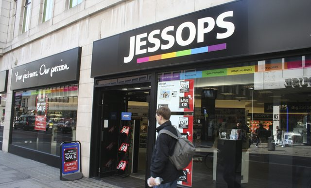 Jessops Collapse-Why did it happen & what does it mean to the high street?