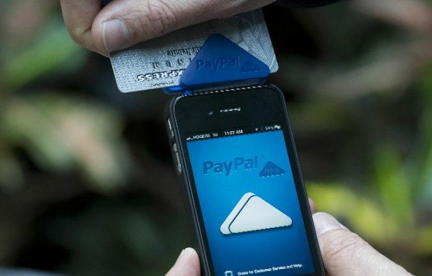 Paypal launches new chip pin reader to help small retailers accept paypal launches new chip pin reader to help small retailers accept card payments colourmoves