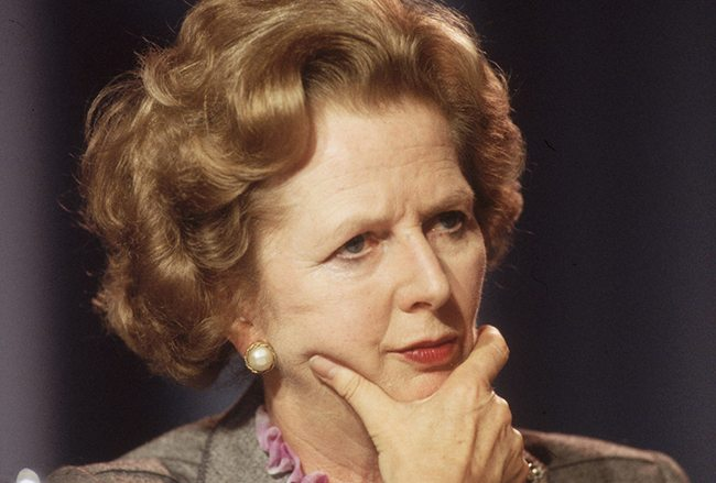 Mrs Thatcher was a true revolutionary