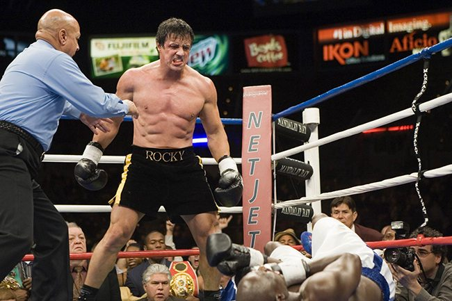 The Rocky Mentality: The determined boxer played by Sylvester Stallone is seen by many American entrepreneurs as their role model