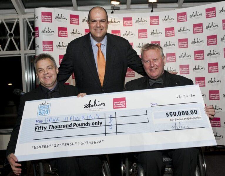 Stelios-Award-for-Disabled-Entrepreneurs-winner-David-Hawkins