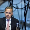 Governor of the Bank of England Mark Carney has seen conditions improve
