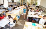 Why the open plan office is a help not hindrance to modern business