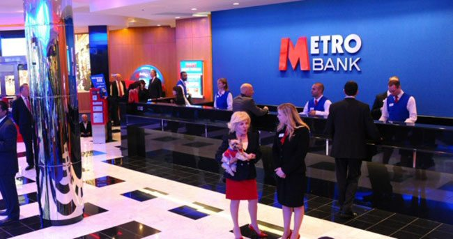 Metro Bank announces £1bn small business support fund for 2017