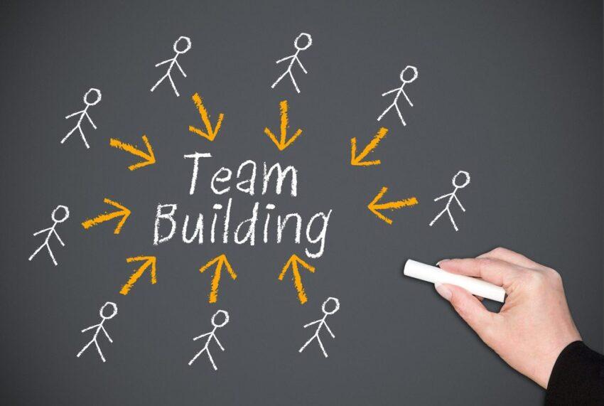 5 Unusual Team Building Activities