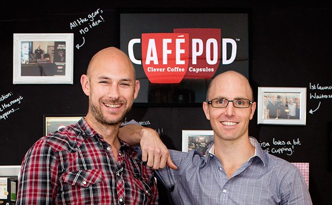 Cafepod launches next funding round to brew up global expansion