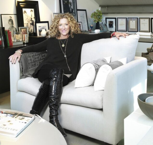 Kelly Hoppen Launches 11 Million Crowdfunding Campaign
