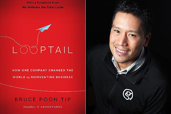 Book Shelf: 'Looptail' by Bruce Poon Tip