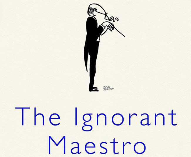 Book Shelf: 'The Ignorant Maestro' by Itay Talgam