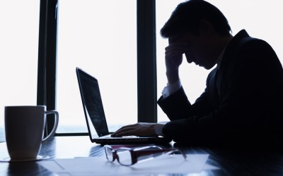 SME owners pushed to breaking point over stress