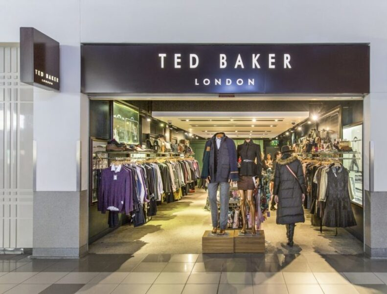 9b996ef014887 Ted Baker founder Ray Kelvin resigns amid  forced hugging  row