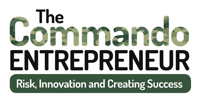 Book Shelf: The Commando Entrepreneur by Damian McKinney