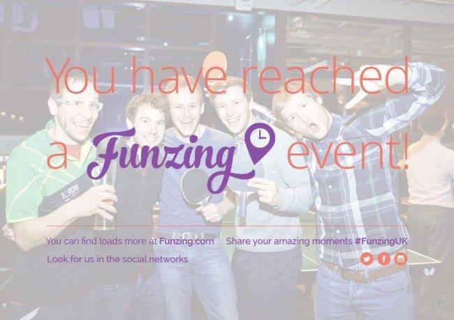 Funzing receives funding to launch in UK