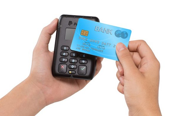 New paypal card reader will enable small businesses to trade anywhere reheart Gallery