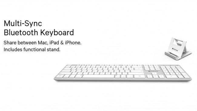 Review Kanex Multi Sync Keyboard