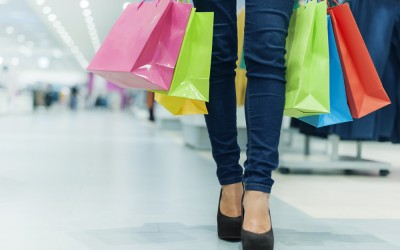 Retail sales bounce back as British shoppers return to the high street