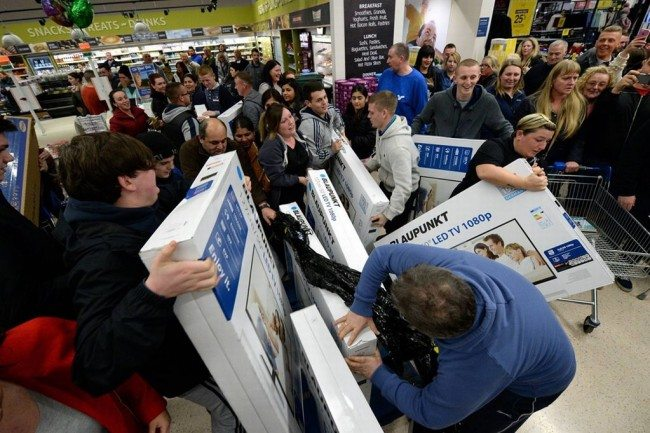 Black Friday, if you fail to prepare then prepare to fail