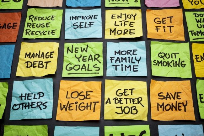 3 ways successful people achieve their new year's goals