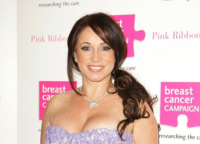 Jacqueline Gold, CEO of Ann Summers & Knickerbox, was recognised with a CBE