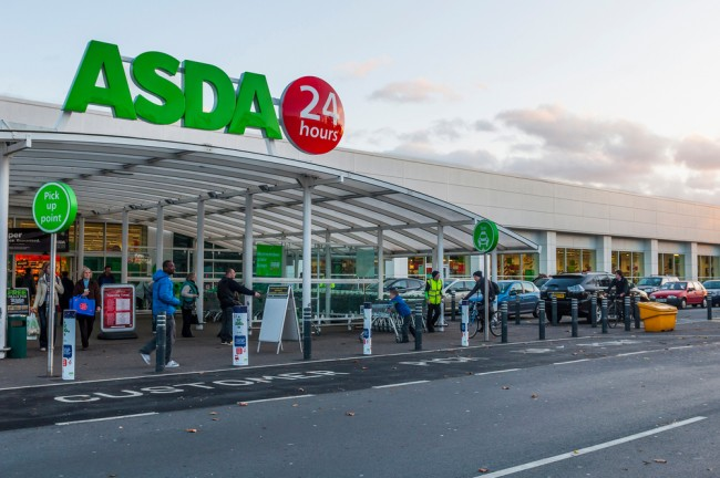Asda Feels Pressure And Fuels Price War