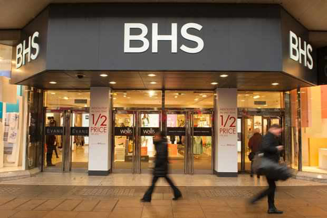 BHS not expected to last more than two months