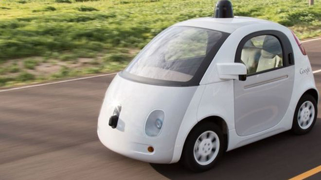 No steering wheel required: Legal breakthrough for Google's self-driving car